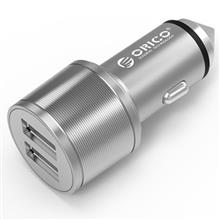 ORICO UCI-2U 15.5W 2 Port USB Car Charger